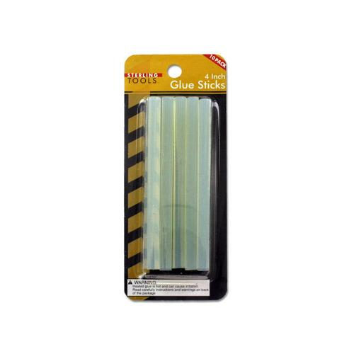 10 Pack 4 Inch Glue Gun Sticks (pack of 24)