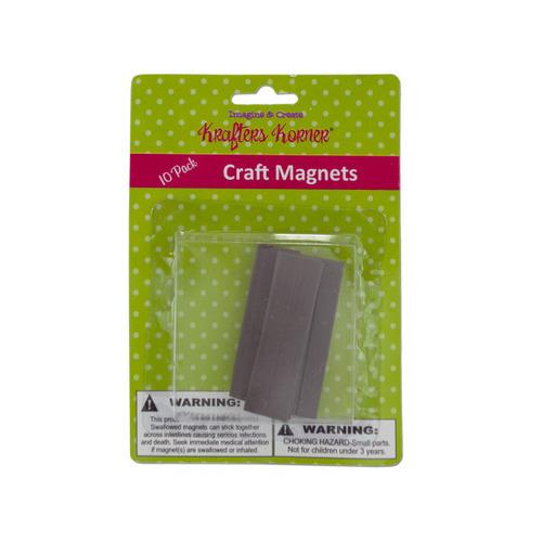 Craft Magnet Strips (pack of 12)