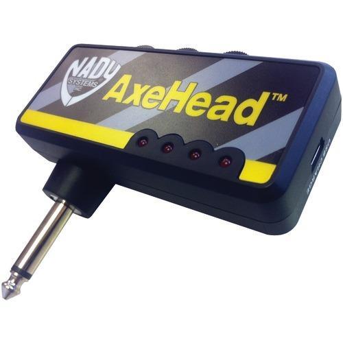 Nady Axehead Mini Headphone Guitar Amp (pack of 1 Ea)
