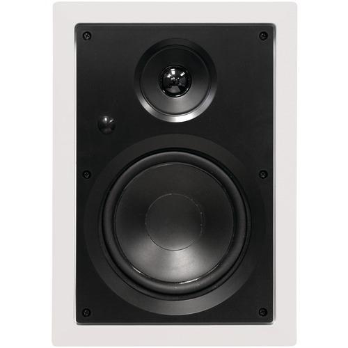 "Architech 6.5"" 2-way Rectangular In-wall Loudspeakers (pack of 1 Ea)"