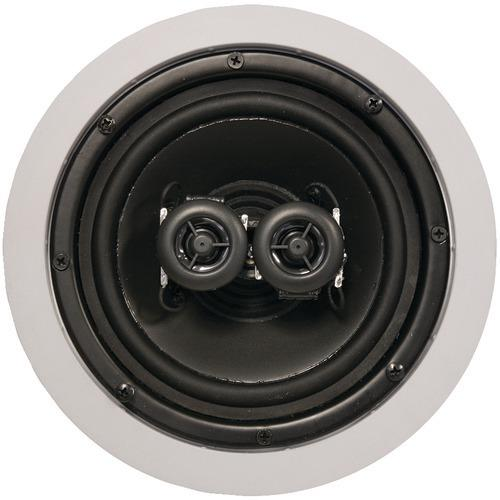 "Architech 6.5"" 2-way Single-point Stereo In-ceiling Loudspeaker (pack of 1 Ea)"