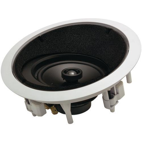 "Architech 6.5"" 2-way Round Angled In-ceiling Lcr Loudspeaker (pack of 1 Ea)"