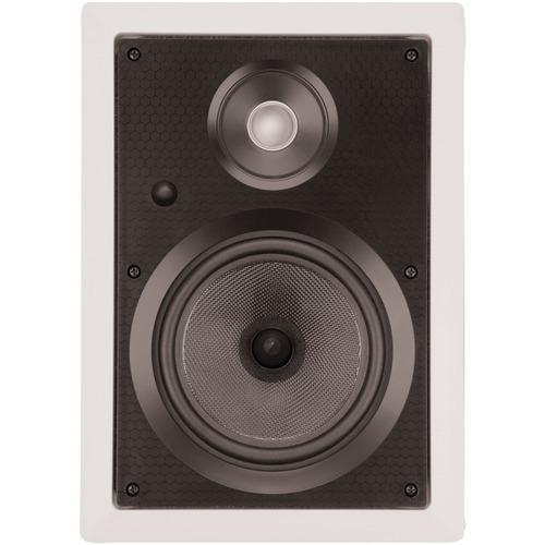 "Architech 6.5"" Kevlar In-wall Speakers (pack of 1 Ea)"