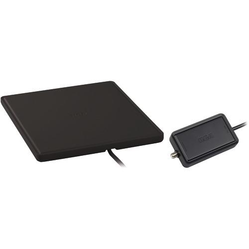 Rca Multidirectional Amplified Indoor Flat Hdtv Antenna (pack of 1 Ea)