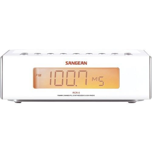 Sangean Digital Am And Fm Alarm Clock Radio (pack of 1 Ea)