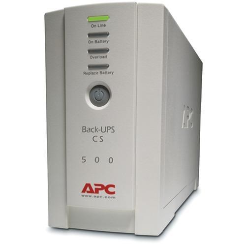 Apc Back-ups 500 System (pack of 1 Ea)