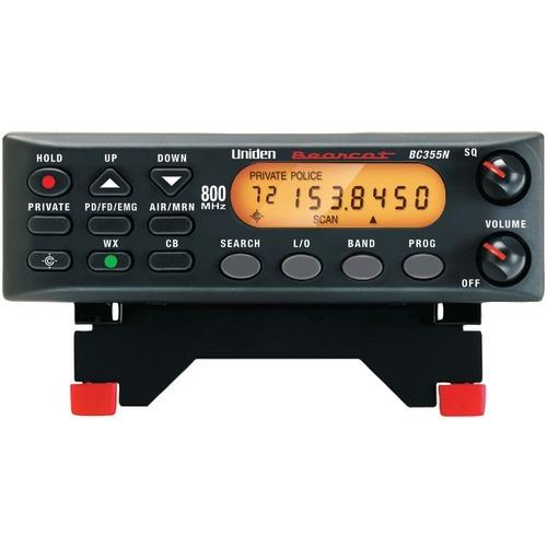 Uniden Bc355n Mobile And Base Scanner (pack of 1 Ea)