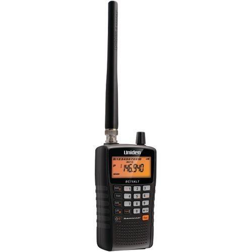 Uniden Bc75xlt 300-channel Handheld Scanner (pack of 1 Ea)