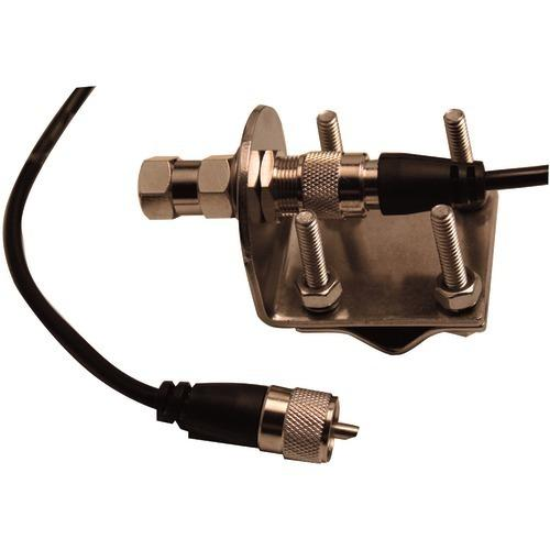 Browning Mirror-mount Kit With Cb Antenna Coaxial Cable (pack of 1 Ea)