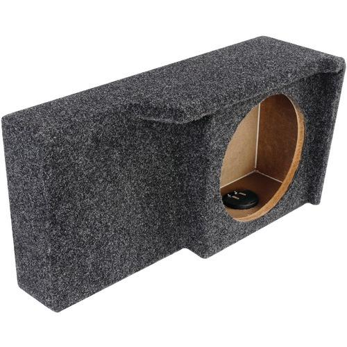 "Atrend Bbox Series 10"" Subwoofer Box For Ford Vehicles (single Downfire) (pack of 1 Ea)"
