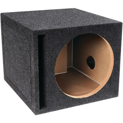 "Atrend Bbox Series Single Vented Subwoofer Enclosure (10"") (pack of 1 Ea)"