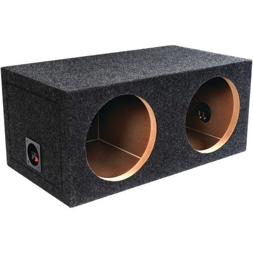 "Atrend Bbox Series Dual Sealed Bass Box (12"") (pack of 1 Ea)"