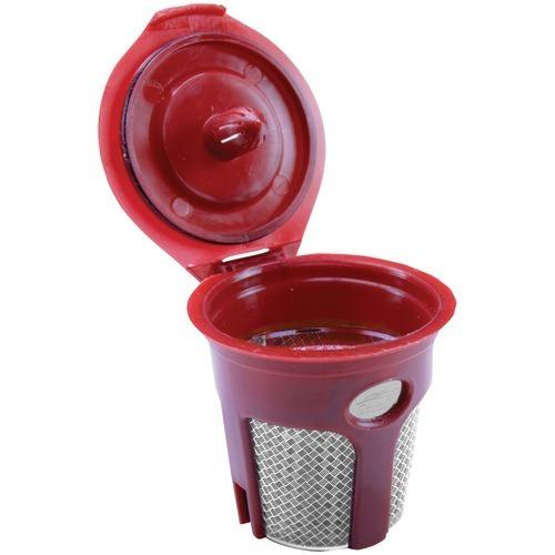 Solofill Chrome Refillable Filter Cup For Keurig (single) (pack of 1 Ea)