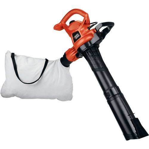 Black & Decker 12-amp Blower Vacuum (pack of 1 Ea)