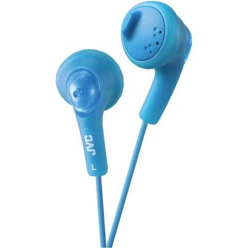 Jvc Gumy Earbuds (blue) (pack of 1 Ea)