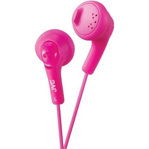 Jvc Gumy Earbuds (pink) (pack of 1 Ea)