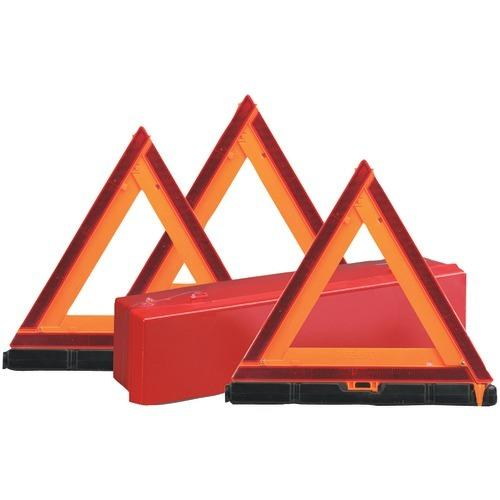 Sate-lite Early-warning Triangle Triple Kit (pack of 1 Ea)