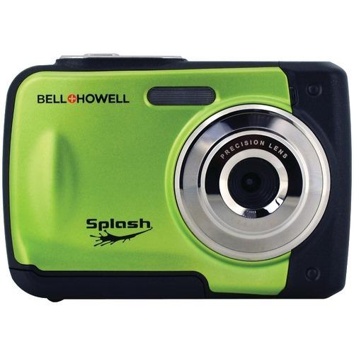 Bell+howell 12.0-megapixel Wp10 Splash Waterproof Digital Camera (green) (pack of 1 Ea)