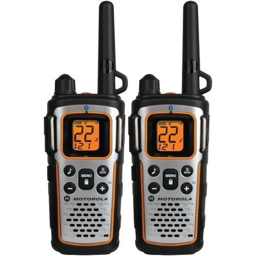 Motorola 35-mile Talkabout Bluetooth 2-way Radios (pack of 1 Ea)