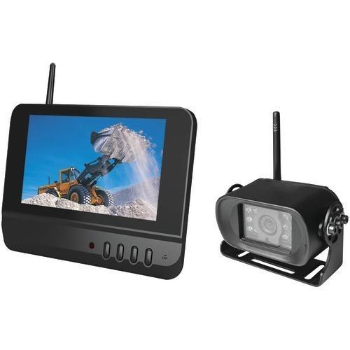 """Boyo 7"""" 2.4ghz Digital Wireless Rearview System (pack of 1 Ea)"""