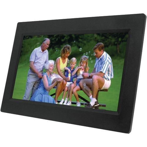 "Naxa Tft And Led Digital Photo Frame (10.1"") (pack of 1 Ea)"