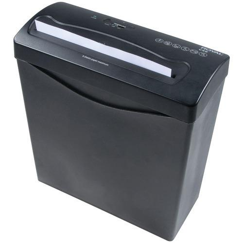Royal Cx6 6-sheet Crosscut Shredder (pack of 1 Ea)