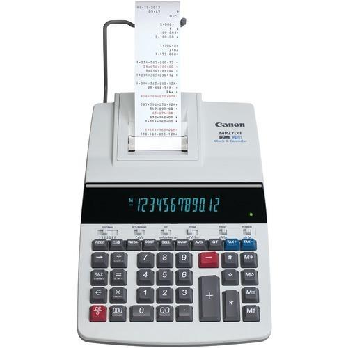 Canon Mp27dii Gb Desktop Printing Calculator (pack of 1 Ea)
