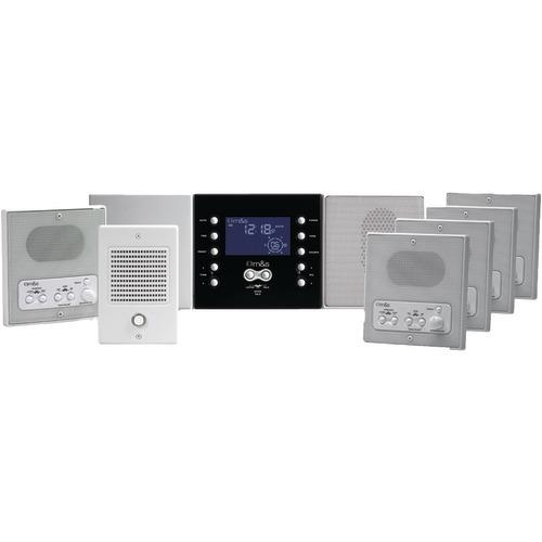 M&s Systems 4-wire Music And Communication Retrofit System Package (pack of 1 Ea)