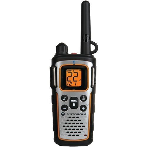 Motorola 35-mile Talkabout Bluetooth 2-way Radio (pack of 1 Ea)