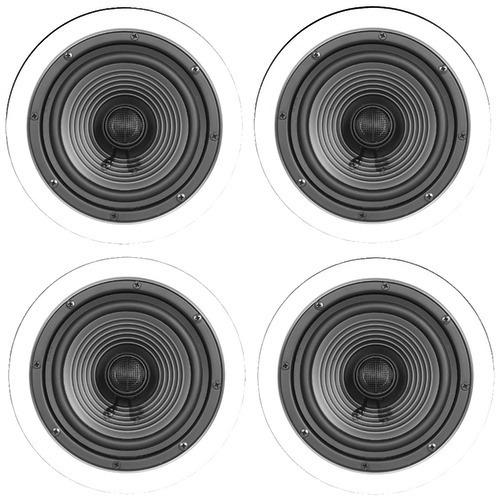 "Architech 6.5"" Premium Series Ceiling Speakers, Contractor 4 Pk (pack of 1 Ea)"