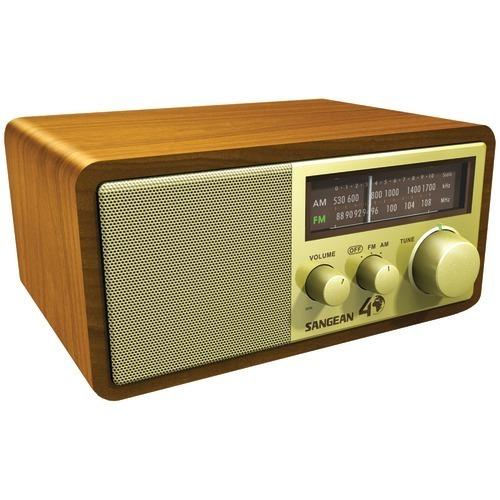 Sangean 40th Anniversary Edition Hi-fi Tabletop Radio (pack of 1 Ea)