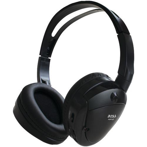 Boss Audio Ir Wireless Headset (pack of 1 Ea)