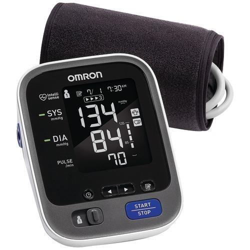 Omron 10 Series Advanced-accuracy Upper Arm Blood Pressure Monitor (pack of 1 Ea)