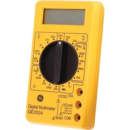 Ge 17-range 6-function Digital Multimeter (pack of 1 Ea)