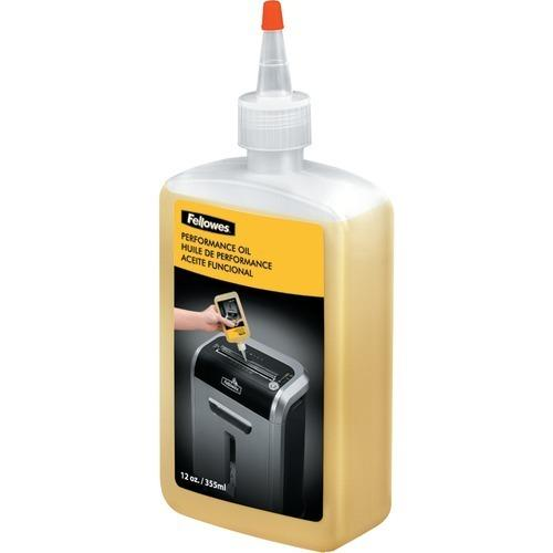 Fellowes Powershred Performance Oil (pack of 1 Ea)
