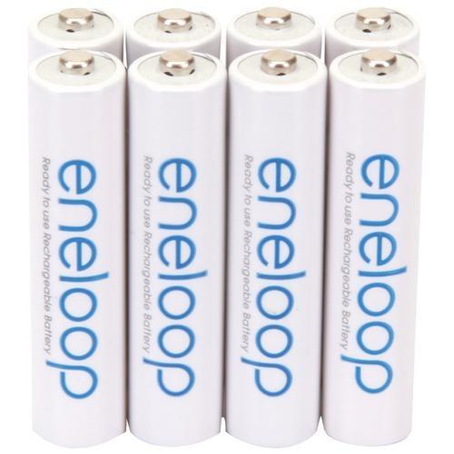 Panasonic Eneloop Batteries (aaa; 8 Pk) (pack of 1 Ea)