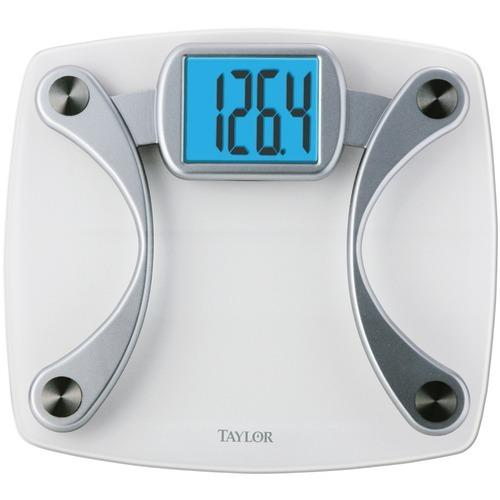 Taylor Butterfly Glass Digital Scale (pack of 1 Ea)