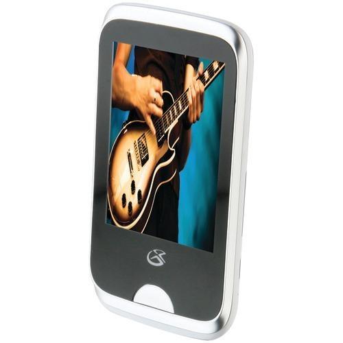 "Gpx 8gb 2.8"" Digital Media Player (pack of 1 Ea)"