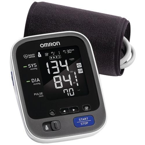 Omron 10 Series Advanced-accuracy Upper Arm Blood Pressure Monitor With Bluetooth Connectivity (pack of 1 Ea)