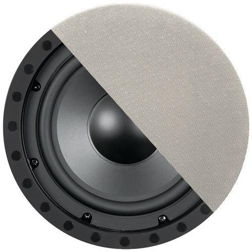 """Oem Systems 8"""" In-wall And In-ceiling Frameless Subwoofer (pack of 1 Ea)"""