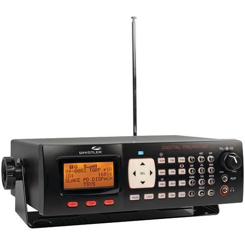 Whistler Digital Desktop And Mobile Radio Scanner (pack of 1 Ea)
