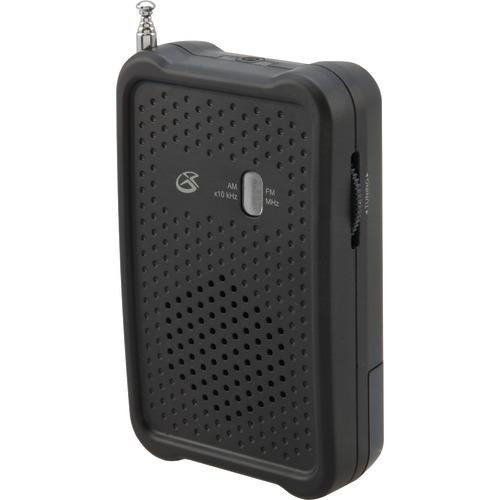 Gpx Portable Radio (pack of 1 Ea)