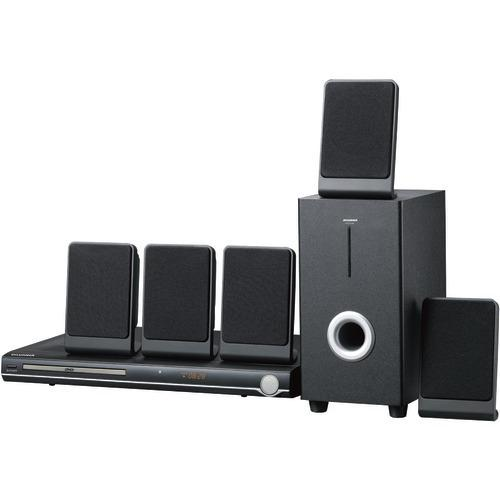 Sylvania 5.1-channel Dvd Home Theater System (pack of 1 Ea)