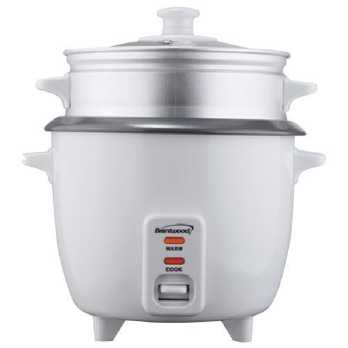 Brentwood 10-cup Rice Cooker With Steamer (pack of 1 Ea)