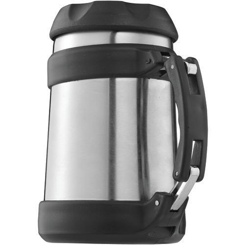 Brentwood 0.5 Liter Vacuum Double Wall Food Jar, Stainless Steel (pack of 1 Ea)