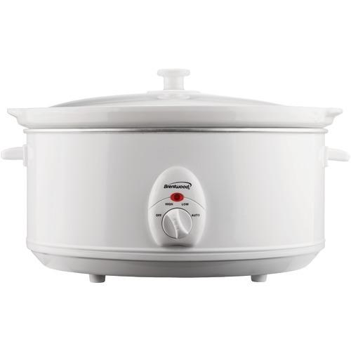 Brentwood 6.5-quart Slow Cooker (pack of 1 Ea)