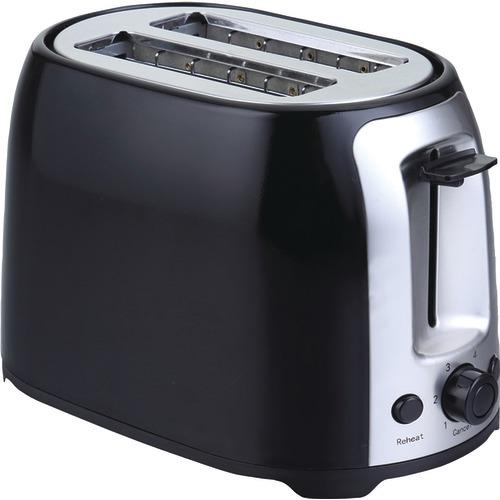 Brentwood 2-slice Cool Touch Toaster (black & Stainless Steel) (pack of 1 Ea)