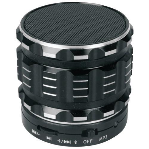 Naxa Bluetooth Speaker (black) (pack of 1 Ea)