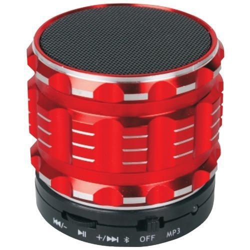 Naxa Bluetooth Speaker (red) (pack of 1 Ea)