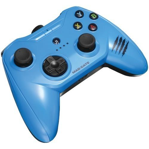 Madcatz C.t.r.l.i Mobile Gamepad (blue) (pack of 1 Ea)